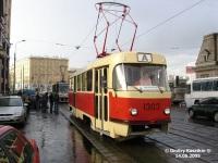 Москва. Tatra T3 (МТТД) №1303