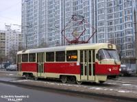 Москва. Tatra T3 (МТТЧ) №3426