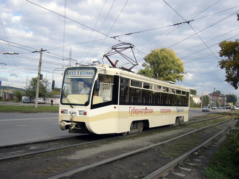 Кемерово. 71-619КТ (КТМ-19КТ) №138