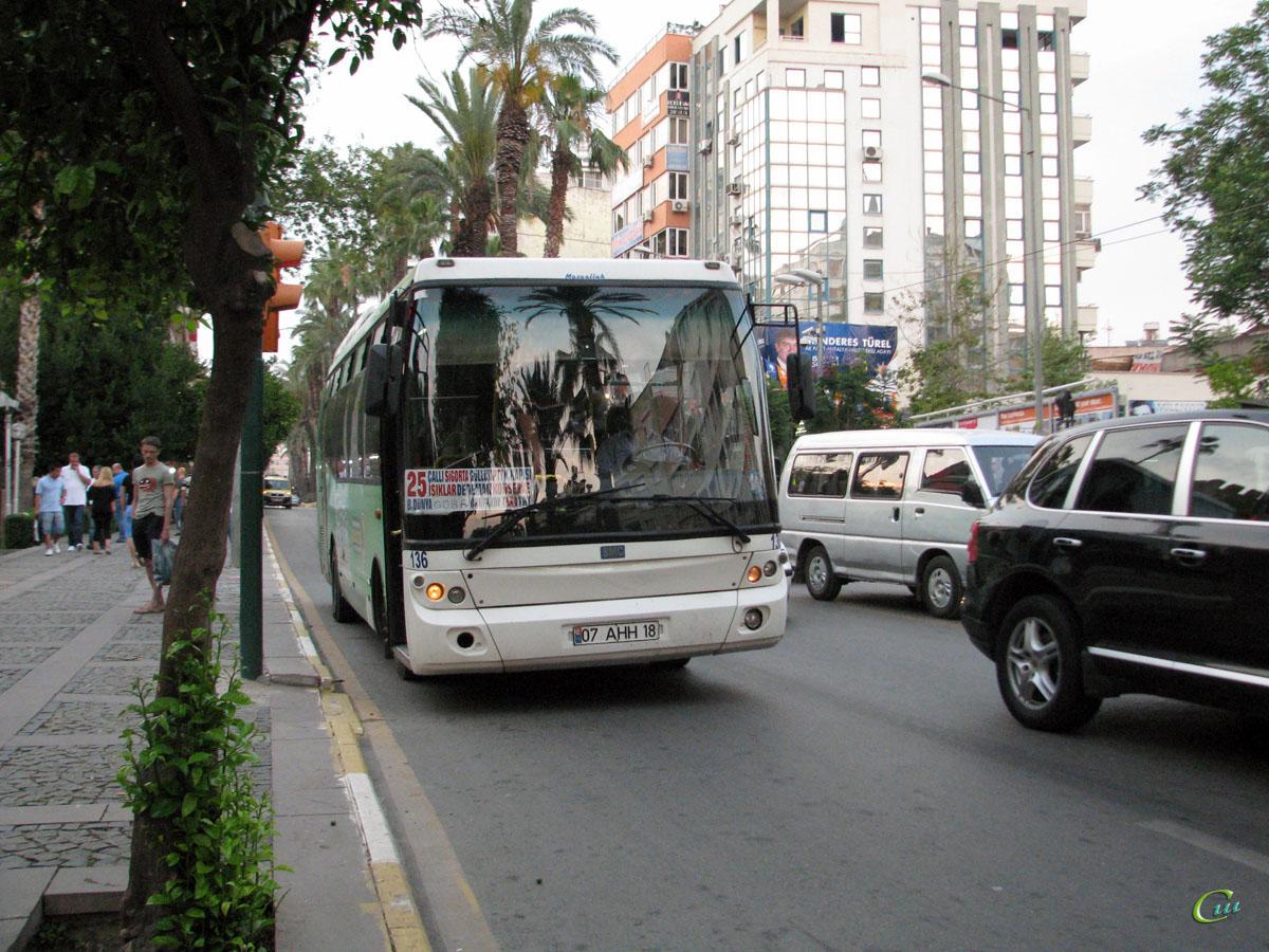 Анталья. BMC Probus 07 AHH 18