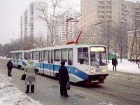 Москва. 71-617 (КТМ-17) №5257, 71-608КМ (КТМ-8М) №5256