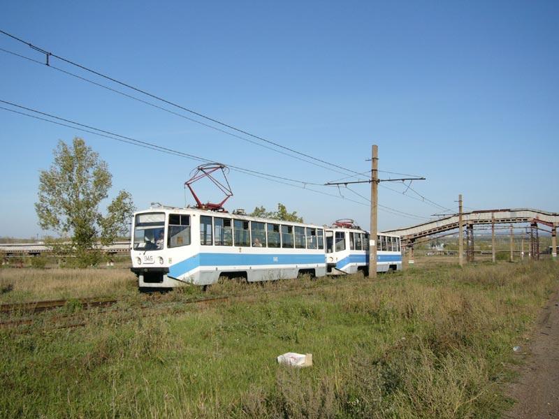 Салават. 71-608КМ (КТМ-8М) №047, 71-608КМ (КТМ-8М) №046