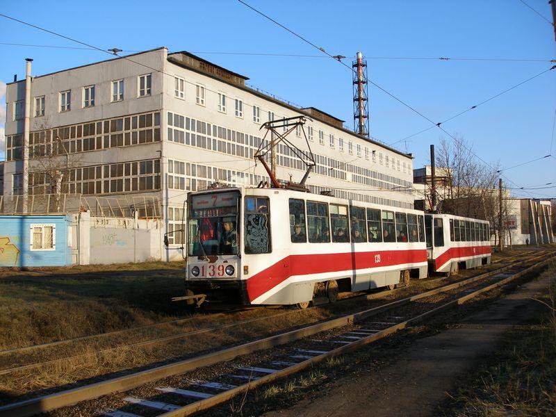 Ярославль. 71-608К (КТМ-8) №140, 71-608К (КТМ-8) №139
