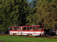Таллин. Tatra KT4D №172