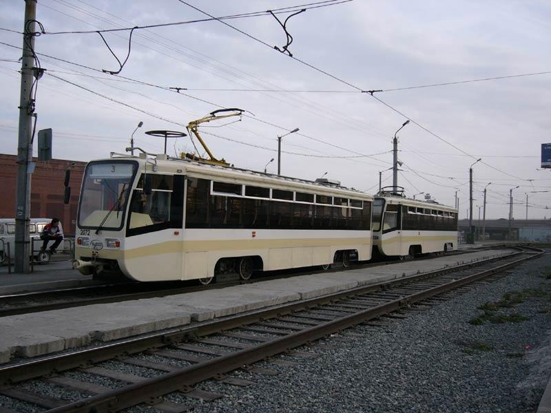 Челябинск. 71-619КТ (КТМ-19КТ) №2072, 71-619КТ (КТМ-19КТ) №2073