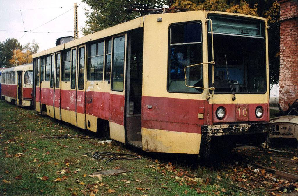 Тула. 71-608К (КТМ-8) №10