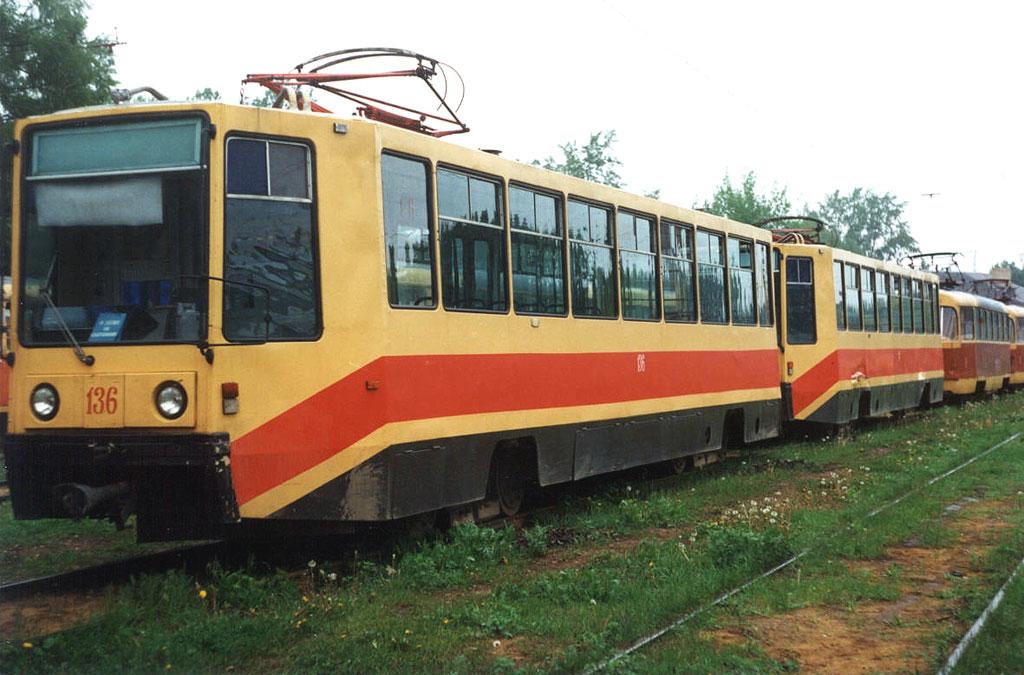Тула. 71-608К (КТМ-8) №136, 71-608К (КТМ-8) №137