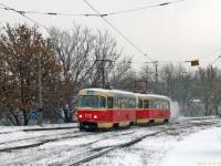 Харьков. Tatra T3SU №772, Tatra T3 №773
