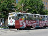 Комсомольск-на-Амуре. 71-605 (КТМ-5) №166