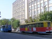 Хабаровск. РВЗ-6М2 №330, 71-608К (КТМ-8) №124
