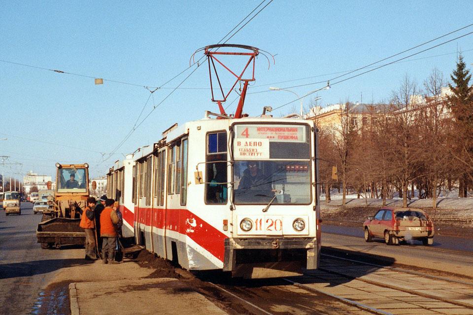 Уфа. 71-608К (КТМ-8) №1120, 71-608К (КТМ-8) №1118