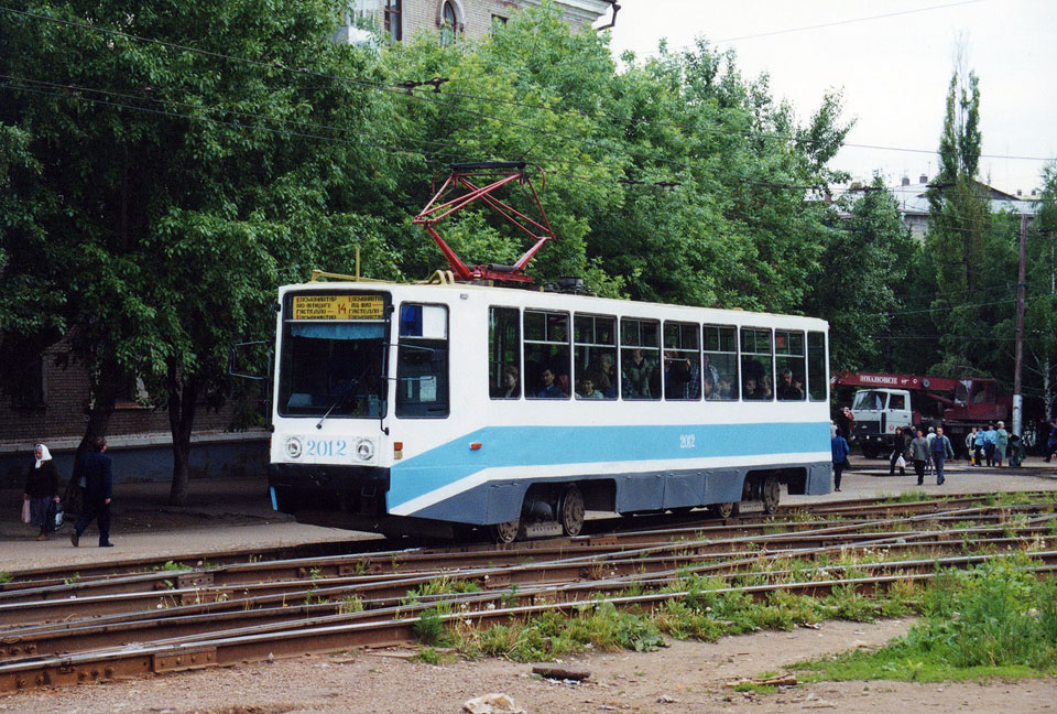 Уфа. 71-608К (КТМ-8) №2012