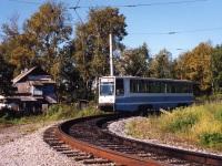 Хабаровск. 71-608К (КТМ-8) №100