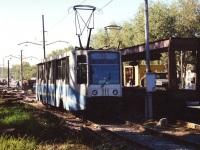 Хабаровск. 71-608К (КТМ-8) №111, ТК-28 №16