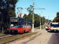 Хабаровск. 71-608К (КТМ-8) №394, Daewoo BS106 х145ат