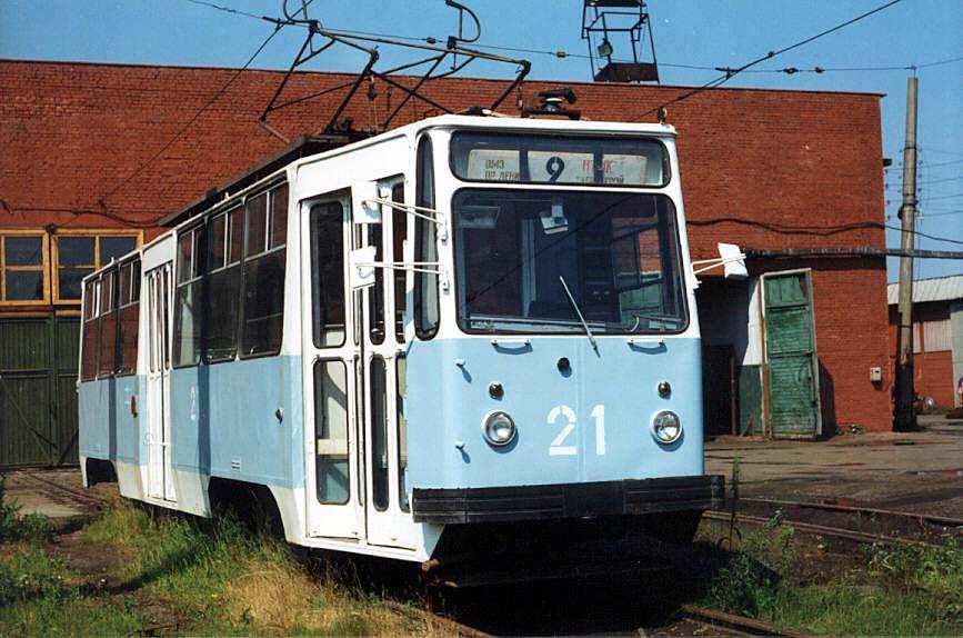 Нижний Тагил. 71-132 (ЛМ-93) №21