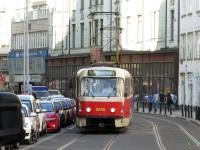 Прага. Tatra T3 №8546