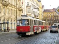 Прага. Tatra T3SUCS №7255