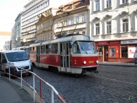 Прага. Tatra T3 №8016