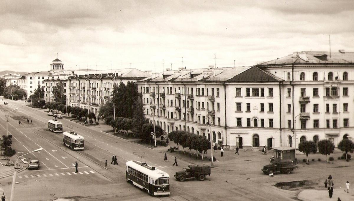 Комсомольск-на-Амуре. РВЗ-6М №63