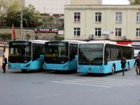 Стамбул. Mercedes-Benz O345 Conecto LF 34 DU 6235, Otokar Kent 34 VMV 36, Otokar Kent 34 GJ 4489