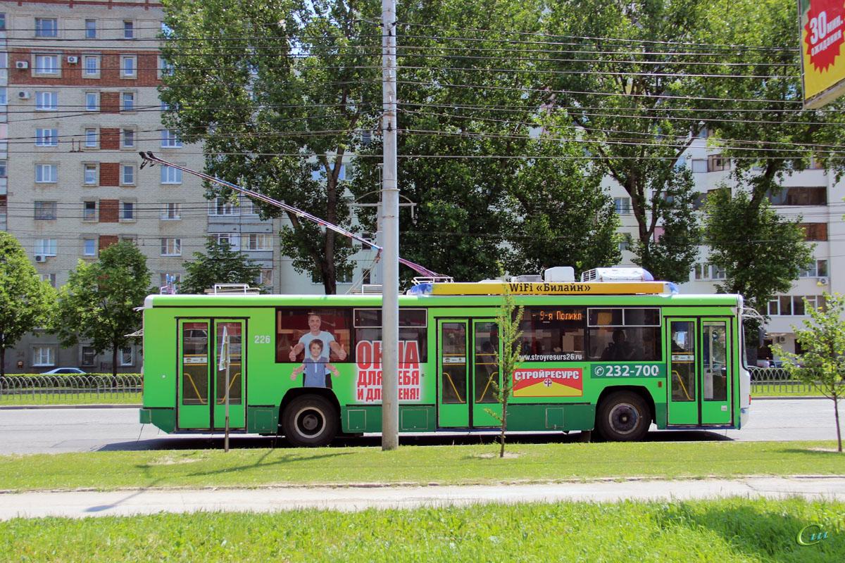 Ставрополь. БТЗ-52764Р №226