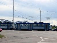 Рига. Tatra T3A №51571, Tatra T3A №51580