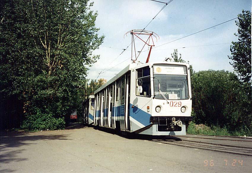 Пермь. 71-608КМ (КТМ-8М) №031, 71-608КМ (КТМ-8М) №029