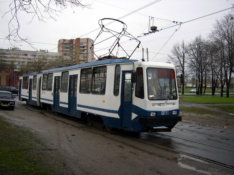 Санкт-Петербург. 71-147К (ЛВС-97К) №8111