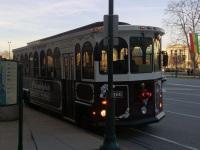 Филадельфия. (автобус - модель неизвестна) №160
