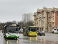 Ростов-на-Дону. ЛиАЗ-5292.60 в456уа, РоАЗ-5236 а246рх