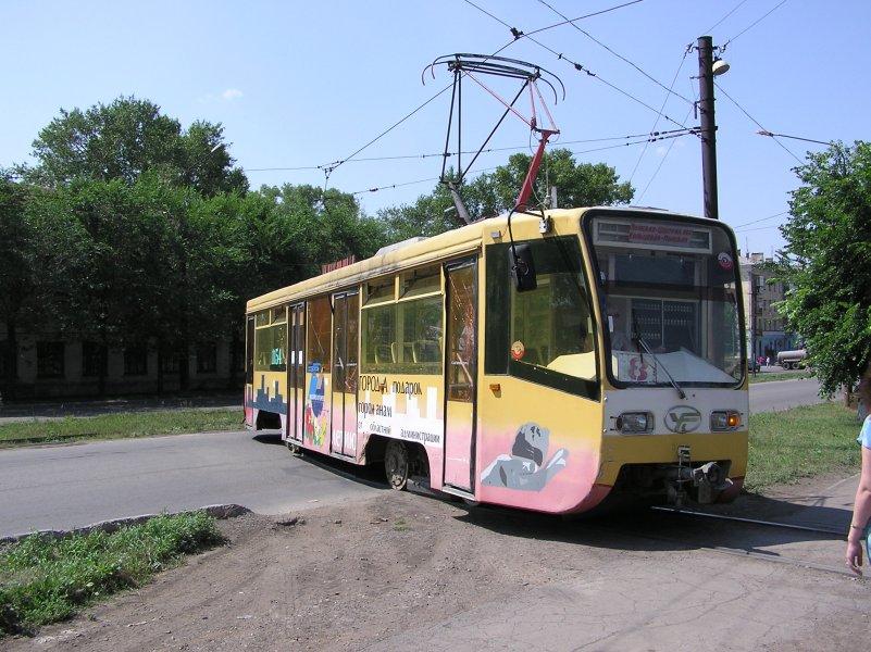 Магнитогорск. 71-619К (КТМ-19К) №1154