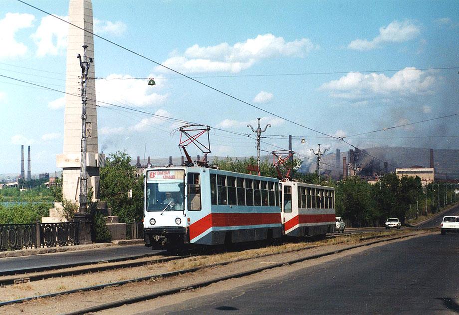 Магнитогорск. 71-608К (КТМ-8) №1147, 71-608К (КТМ-8) №1146