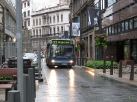 Будапешт. Ikarus 412 BPI-042