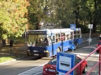 Будапешт. Ikarus 415 BPO-509