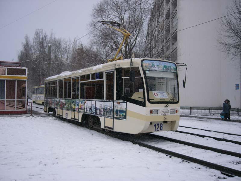 Нижнекамск. 71-619К (КТМ-19К) №128