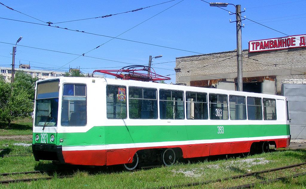 Хабаровск. 71-608К (КТМ-8) №393