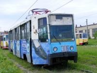 Хабаровск. 71-608К (КТМ-8) №306, 71-605 (КТМ-5) №377