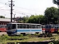 Омск. 71-608КМ (КТМ-8М) №50, 71-605 (КТМ-5) №30, 71-605 (КТМ-5) №118
