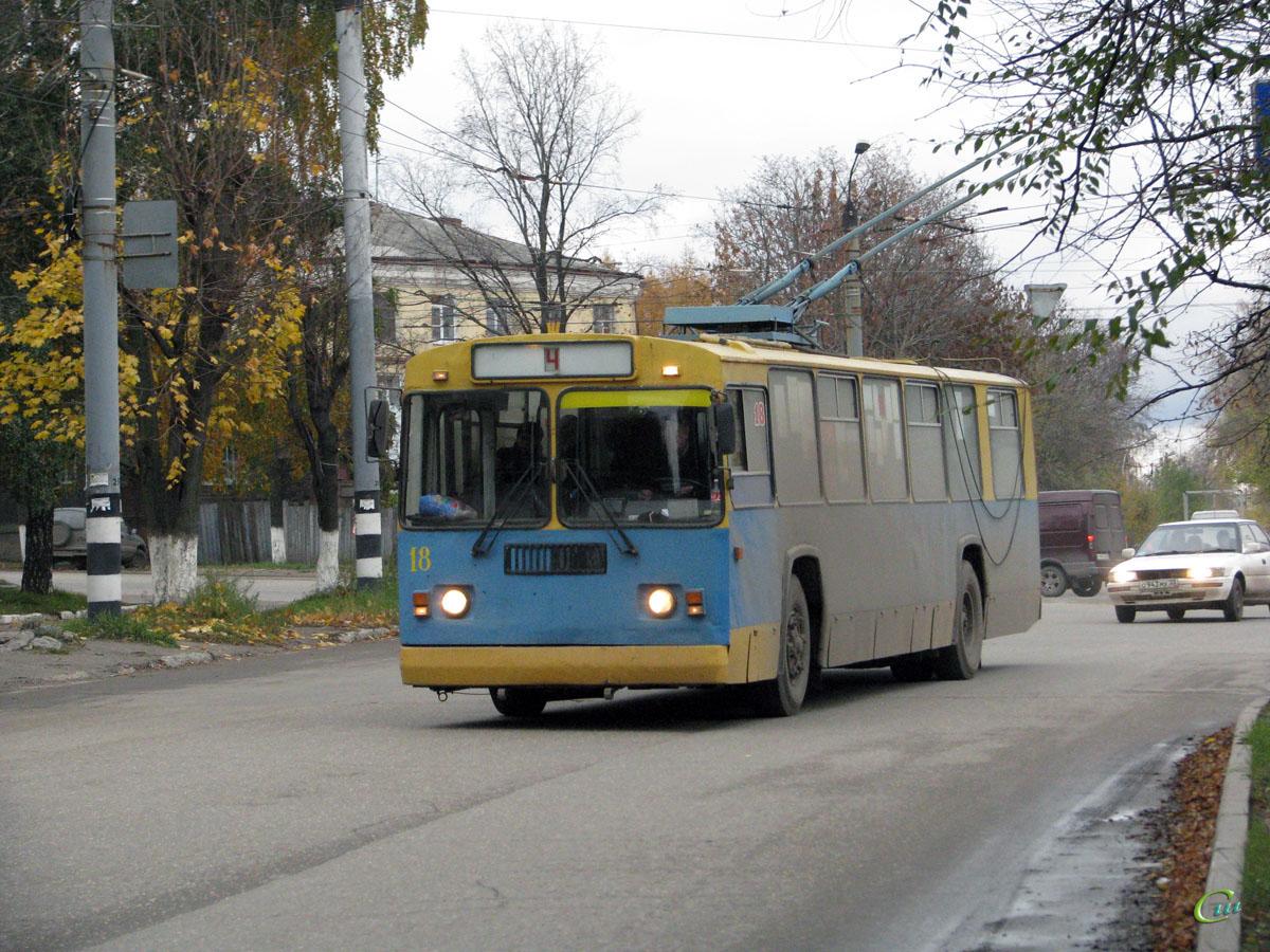 Ковров. ЗиУ-682Г-012 (ЗиУ-682Г0А) №18
