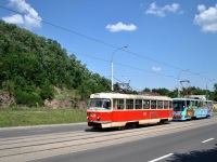 Донецк. Tatra T3SU №3938, К1 №3027