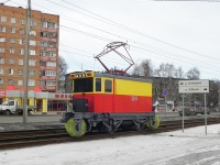 Коломна. Трамвай ЛС-3 № 208