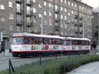 Оломоуц. Tatra T3 №141, Tatra T3 №143
