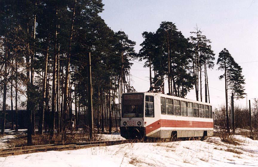 Дзержинск. 71-608К (КТМ-8) №2091