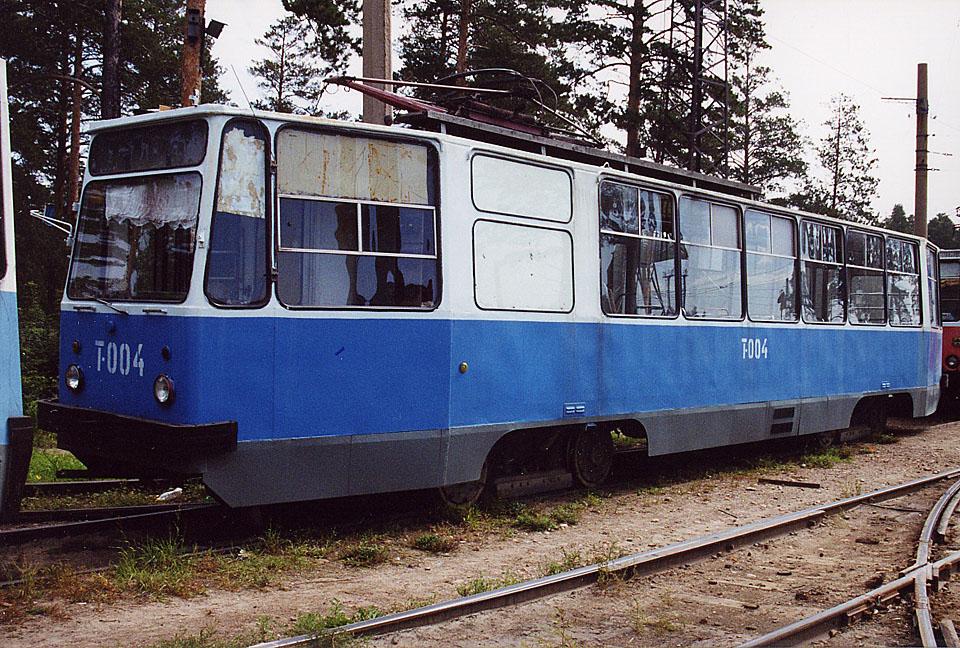 Ангарск. 71-132 (ЛМ-93) №004