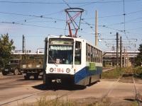Ангарск. 71-608К (КТМ-8) №184