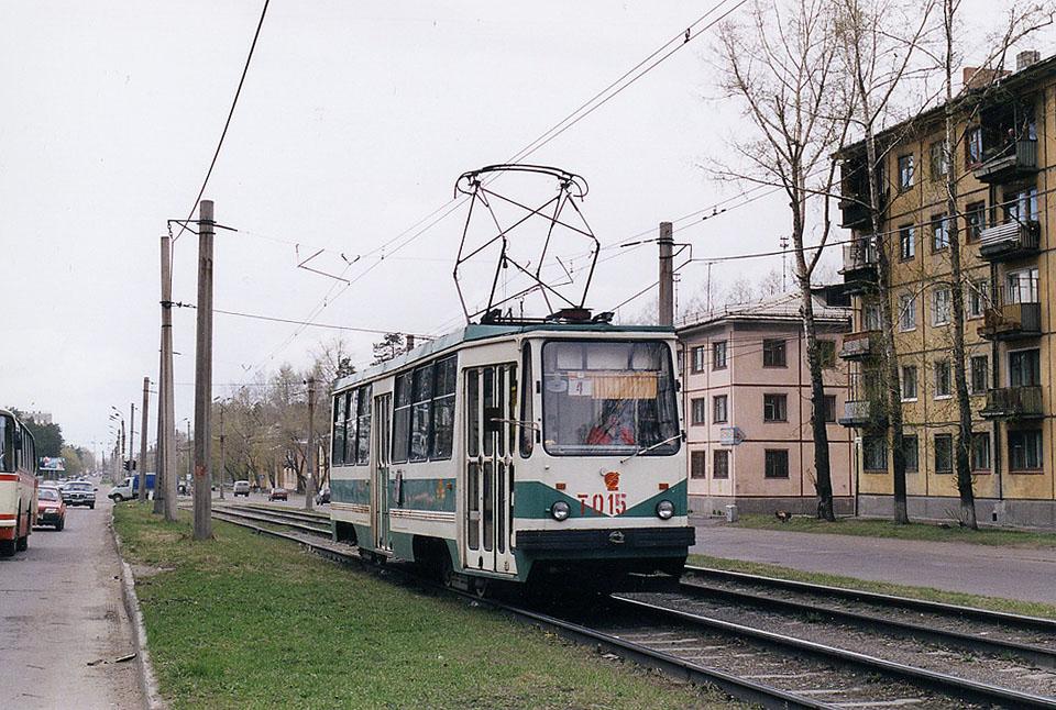 Ангарск. 71-132 (ЛМ-93) №015