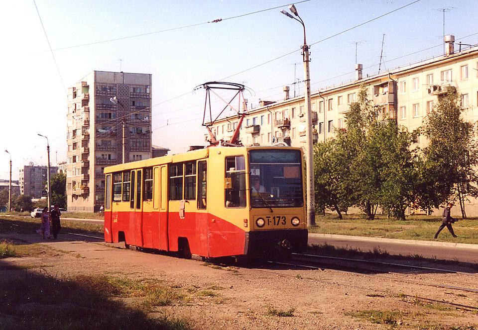 Ангарск. 71-608К (КТМ-8) №173