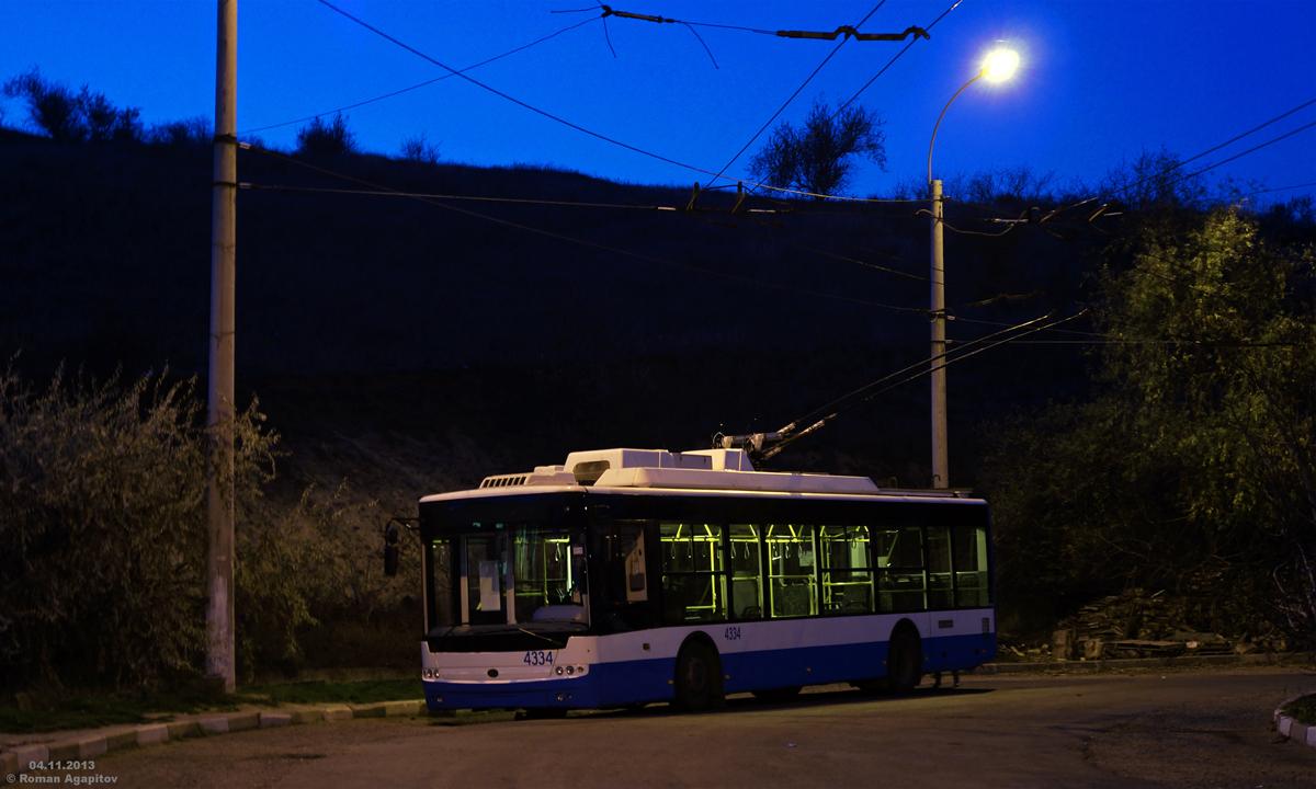 Крым. Богдан Т70110 №4334