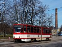 Таллин. Tatra KT4D №164
